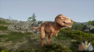 The Isle - Feathered T. Rex