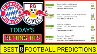 Football predictions today 04 01 2021 Betting tips Soccer predictions today Fixed matches Betting