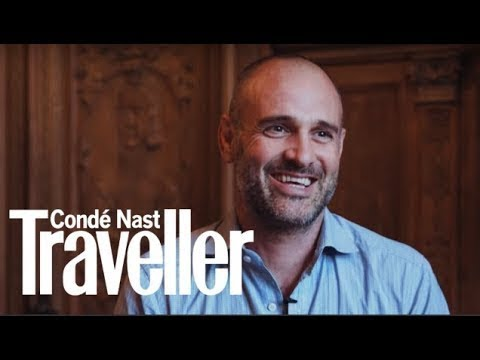 Ed Stafford answers our quick-fire questions | Condé Nast Traveller