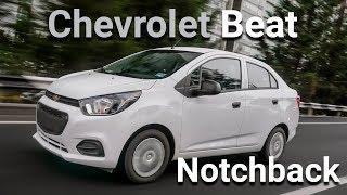 Chevrolet Beat Notchback - ¿El próximo superventas de GM? | Autocosmos Video