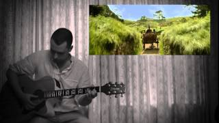 Lord of the Rings - Shire Theme (Acoustic Guitar)