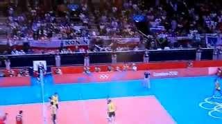 Олимпиада 2012 Волейбол финал Россия-Бразилия(Наша сборная одерживает победу в финале олимпийских игр!!!, 2013-03-26T11:10:32.000Z)