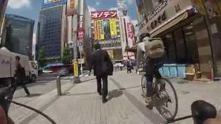 Cycling In Tokyo - Road Bike HD