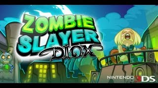 Zombie Slayer Diox Review (Video Game Video Review)