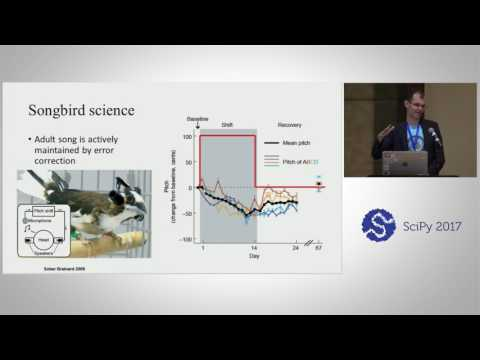 hybrid vocal classifier HVC a Python Package to Automate Labeling of Birdsong for Behavioral Experim