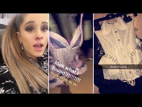Ariana Grande | My Closet Tour (2016)
