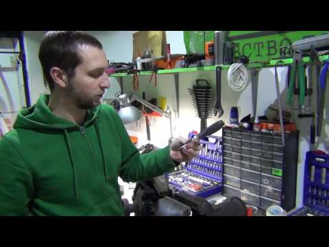 О нашей мастерской (часть 2 минимальный набор инструментов)
