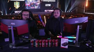 BGS Esports 2019: CrossFire CFS Invitational Brazil 2019 LIVE! from Brasil Game Show 2019