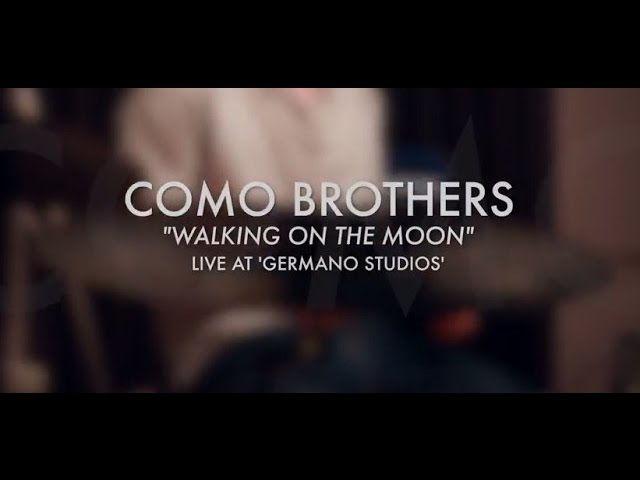 Walking On The Moon - The Police [The Como Brothers Band]
