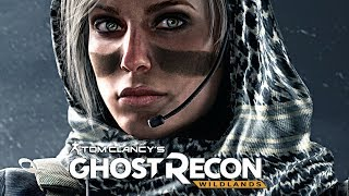RAINBOW SIX SIEGE MISSION in GHOST RECON WILDLANDS Walkthrough Gameplay Part 1 - VALKYRIE (PS4 Pro)