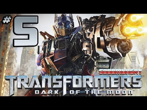 Transformers: Dark of the Moon - PART 5 - Cloaking Through The Jungle w/ Mirage!