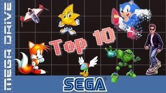 Meine Top 10 SEGA Mega Drive Spiele