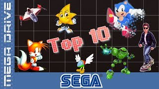Meine Top 10 SËGA Mega Drive Spiele