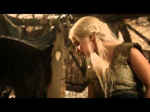Blood Magic For Khal Drogo - Game of Thrones 1x09 (HD)