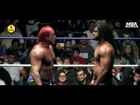 El Mesías vs Rush vs L.A. Park, MDA en la Coliseo de Monterrey *Lucha Completa*