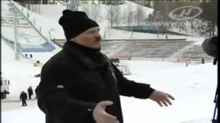 Лукашенко жжет! Ну не люблю я голубятню. Прикол.