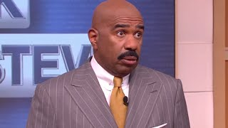 Ask Steve: I'm scared of you right now! || STEVE HARVEY