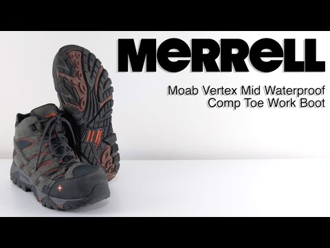MERRELL Moab Vertex Mid | The Boot Guy Reviews | Summer Boots