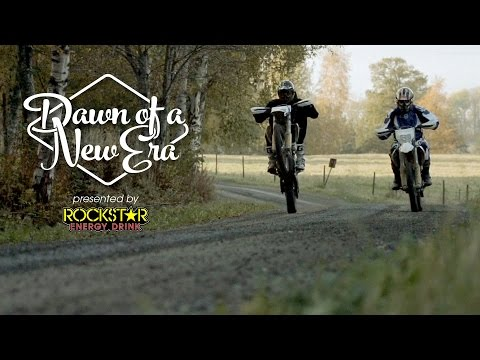 Rockstar Energy Husqvarna Factory Racing | Dawn of a New Era | Jason Anderson