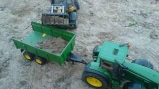 maszyny rolnicze moja farma jesień