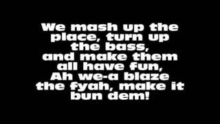 Skrillex & Damian Marley  Make It Bun Dem(with lyrics)