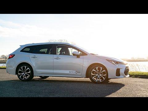 Impressie Suzuki Swace Hybrid Wagon Style