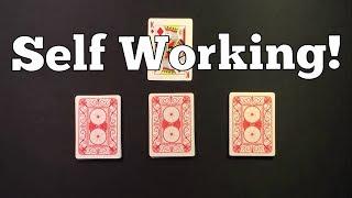 GREAT SELF WORKING CARD TRICK