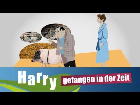 Learn German (A1-B1) | HARRY – Gefangen In Der Zeit | Episode 59