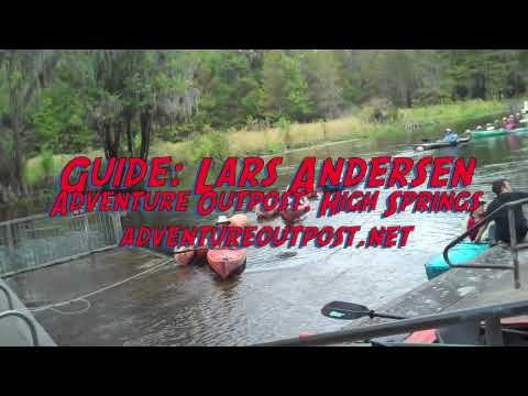 Gainesville Day Trip: Kayaking the Ichetucknee