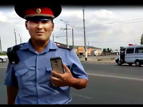 Подполковник ПМ напал на водителя.