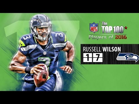 #17: Russell Wilson (QB, Seahawks) | Top 100 NFL Players of 2016