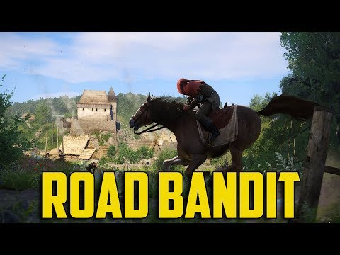 Kingdom Come Deliverance - Road Bandit