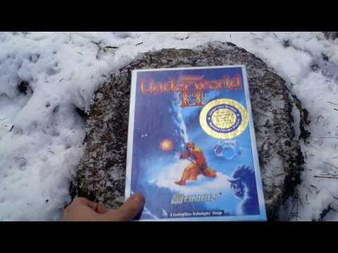 Ultima Underworld II Labyrinth of Worlds Unboxing (PC) ENGLISH