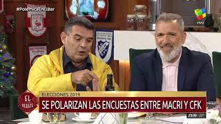Olmedo vaticinó un balotaje con Cristina y aseguró que será presidente de Argentina en 2019