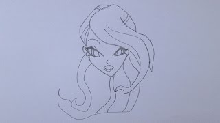 How to draw Bloom from Winx Club(Learn to draw Bloom from Winx Club a very quick and easy version with this Video Loblogue. Subscribe to our YouTube Channel: http://goo.gl/NffVs. Visit our ..., 2015-08-05T20:19:17.000Z)