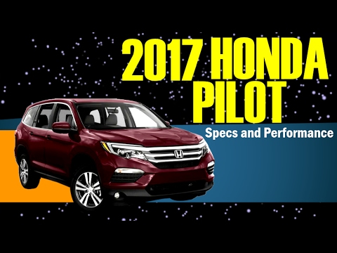 2017 Honda Pilot Changes From 2016