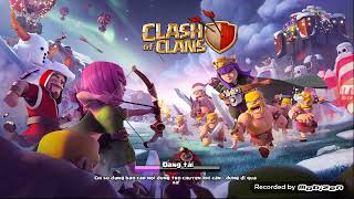 chơi balon clash of clans