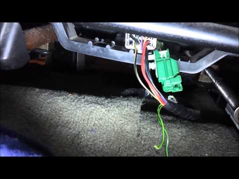 How to reset ford mustang airbag light doovi