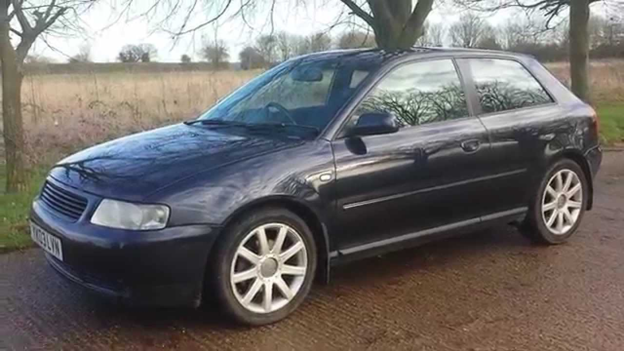2003 AUDI A3 1.8 TURBO 5V VIDEO REVIEW