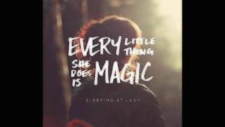 """Sleeping At Last version of The Police song """"Every Little Thing She..."""