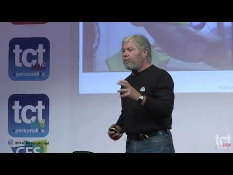 Avi Reichental, CEO, 3D Systems @ TCT Show + Personalize 2013