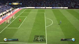 FIFA 16 Gol stratosferico