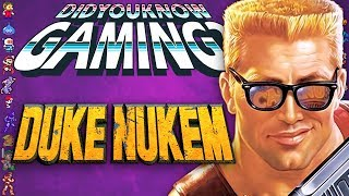 Duke Nukem - Did You Know Gaming? Feat. Lazy Game Reviews