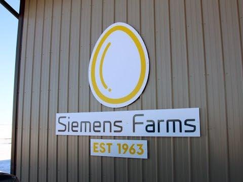 Siemens Farms Open House - Rosenort, MB