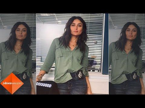 First Look: Kareena Kapoor Khan Makes For A Badass Cop In Angrezi Medium Mp3