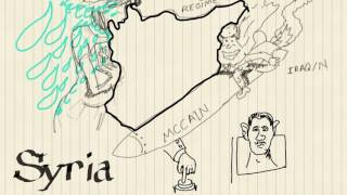 How To Draw Syria