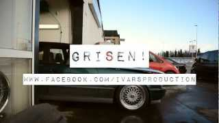 GRISEN! BMW M5 1020 WHP... Trailer! [CARS 2013]