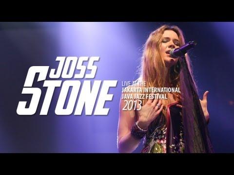 Joss Stone Live at Java Jazz Festival 2013