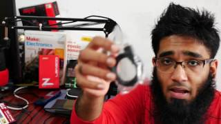 Best Transcend StoreJet 25H3 2TB Military Rugged Hard Drive Review & Unboxing