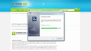 HTC PC Suite, manage HTC phones